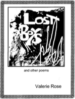 Lost Boys and other poems