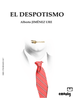 El Despotismo