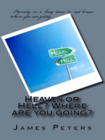 Heaven or Hell? The Final Judgment Day
