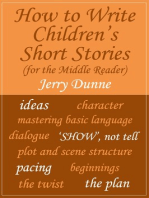 How to Write Children's Short Stories (for the Middle Reader)
