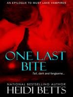 One Last Bite