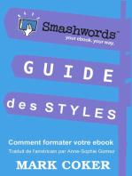 Guide des Styles Smashwords