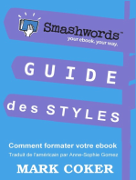 Guide des Styles Smashwords