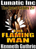 The Flaming Man (Quest Fantasy Series #2)