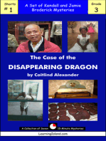 The Case of the Disappearing Dragon