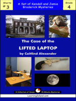 The Case of the Lifted Laptop