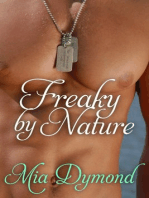Freaky By Nature (SEALS, Inc., Book 3)