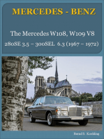 The Mercedes W108, W109 V8 With Buyer's Guide, Chassis Number And Data Card Explanation
