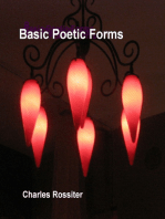 Basic Poetic Forms (and how to write them)