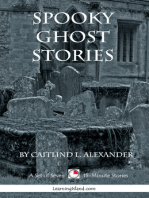 Spooky Ghost Stories