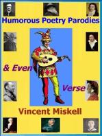 Humorous Poetry Parodies & Even Verse
