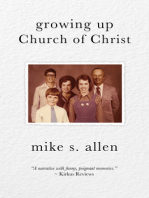 Growing Up Church of Christ