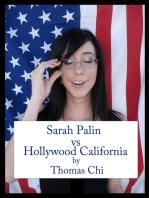 Sarah Palin vs Hollywood California