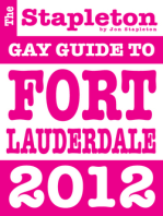 The Stapleton 2012 Gay Guide to Fort Lauderdale