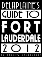 Delaplaine's 2012 Guide to Fort Lauderdale