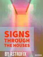 Signs Through The Houses