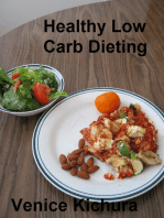 Healthy Low Carb Dieting