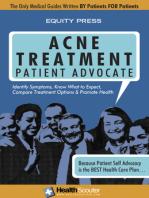 Acne Treatment Patient Advocate