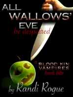 All Wallows' Eve (A Blood Kin Vampires Book Bite)