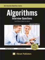 Algorithms Interview Questions You'll Most Likely Be Asked