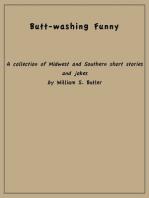 Butt-washing Funny