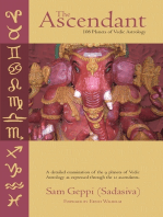 The Ascendant-108 Planets of Vedic Astrology