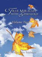 True Miracles with Genealogy