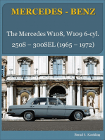 The Mercedes W108, W109 Six-Cylinder