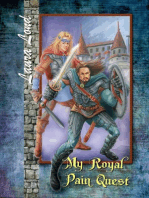 My Royal Pain Quest (The Lakeland Knight series, #2)
