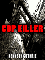 Cop Killer (Death Days Horror Humor Series #7)