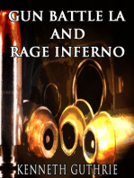Rage Inferno and Gun Battle LA (Gunz Action Series)