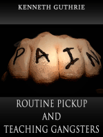 Routine Pickup and Teaching Gangsters (Combined Story Pack)