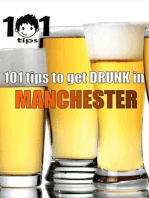 101 tips to get DRUNK in Manchester