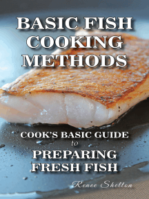 Basic Fish Cooking Methods: A No Frills Guide to Preparing Fresh Fish