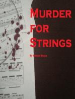Murder For Strings