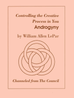 Controlling the Creative Process in You