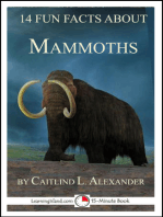14 Fun Facts About Mammoths