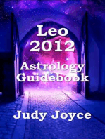 Leo 2012 Astrology Guidebook