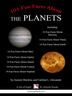 101 Fun Facts About the Planets