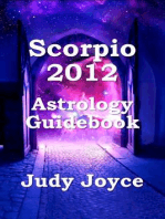 Scorpio 2012 Astrology Guidebook
