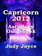 Capricorn 2012 Astrology Guidebook