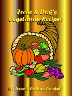 Irene & Dick's Vegetarian Recipes