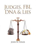 Judges, Fbi, Dna, & Lies Volume 2