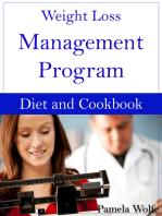 Weight Loss Management Program Diet And Cookbook