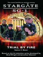 Stargate SG1-1 Trial by Fire