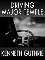 Driving Major Temple (Hired Action Thriller Series #3)
