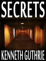 Secrets (Monk Political Thriller Series #3)