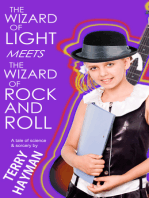 The Wizard of Light Meets the Wizard of Rock and Roll