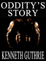Oddity's Story (Sin Fantasy Thriller Series #6)