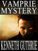 Vampire Mystery (Sin Fantasy Thriller Series #7)